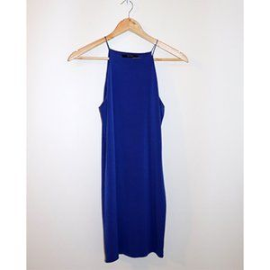 Forever 21 Blue Bodycon Dress